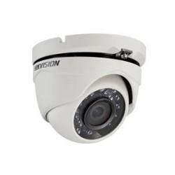 DS-2CE56C0T-IRM - Câmera Turbo HD 720P Dome Metal