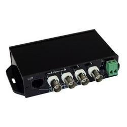 CVA-104 - Conversor de Vídeo Ativo 4 canais