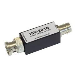 ISV-201B - Isolador de Sinal de Vídeo 1 canal