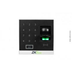 X8 - Leitor Biométrico e Senha